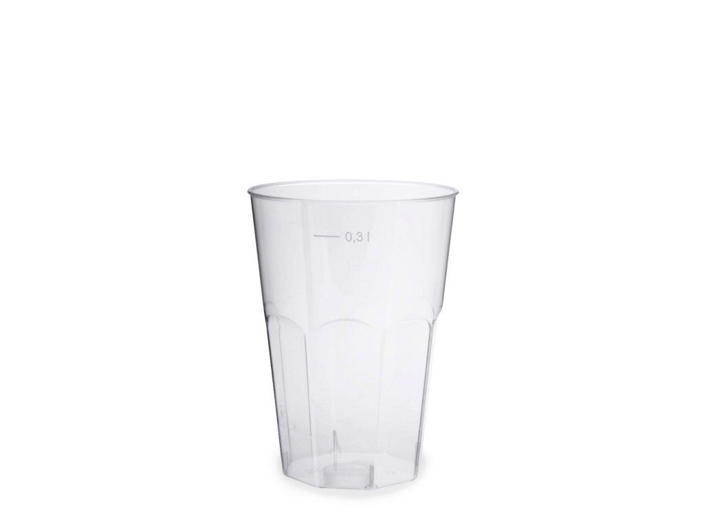 Kelímek krystal na koktejl 0,3 l