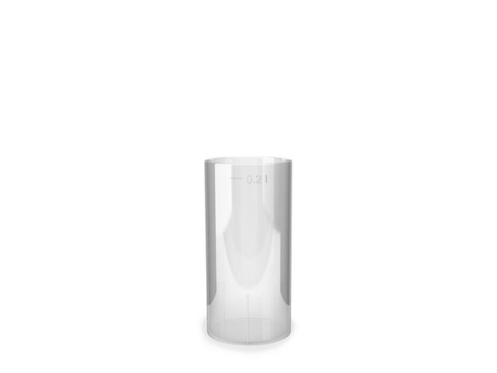 Kelímek krystal na Longdrink 2 cl / 0,2 l