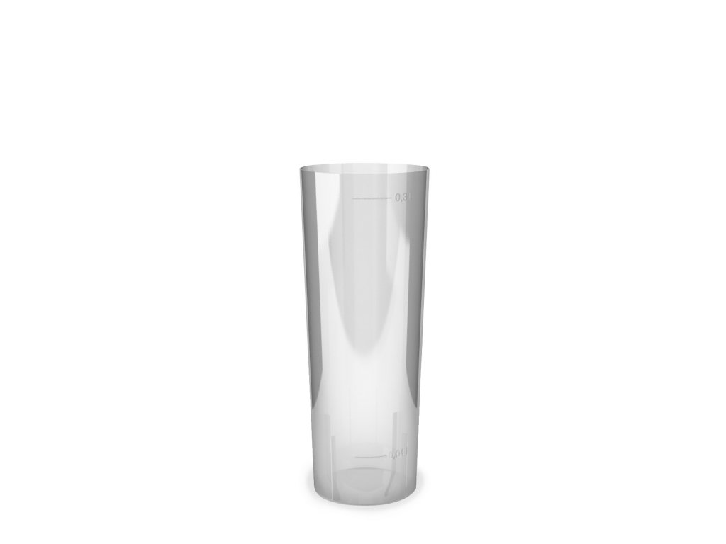 Kelímek krystal na Longdrink 4 cl / 0,3 l