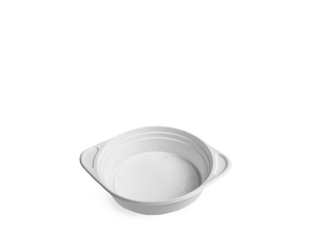 Šálek na polévku bílý (PP) 350 ml