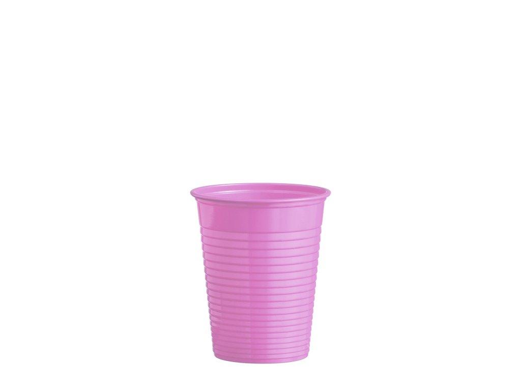 Kelímek světle fialový 0,18 l -PS- (Ø 70 mm)