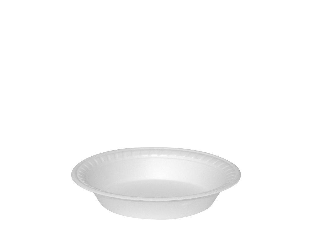 Termo-talíř hluboký 600 ml, bílý, Ø 22,5 cm 75206