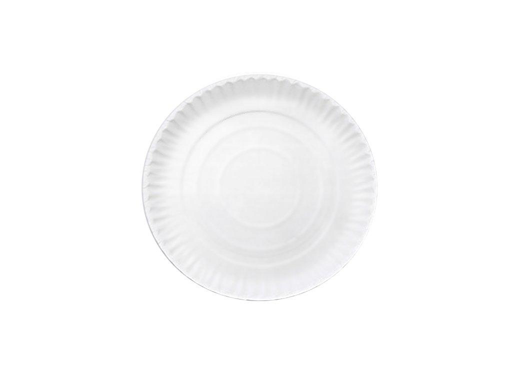 Papírové talíře hluboké Ø 26 cm