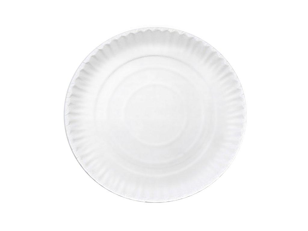 Papírové talíře hluboké Ø 34 cm