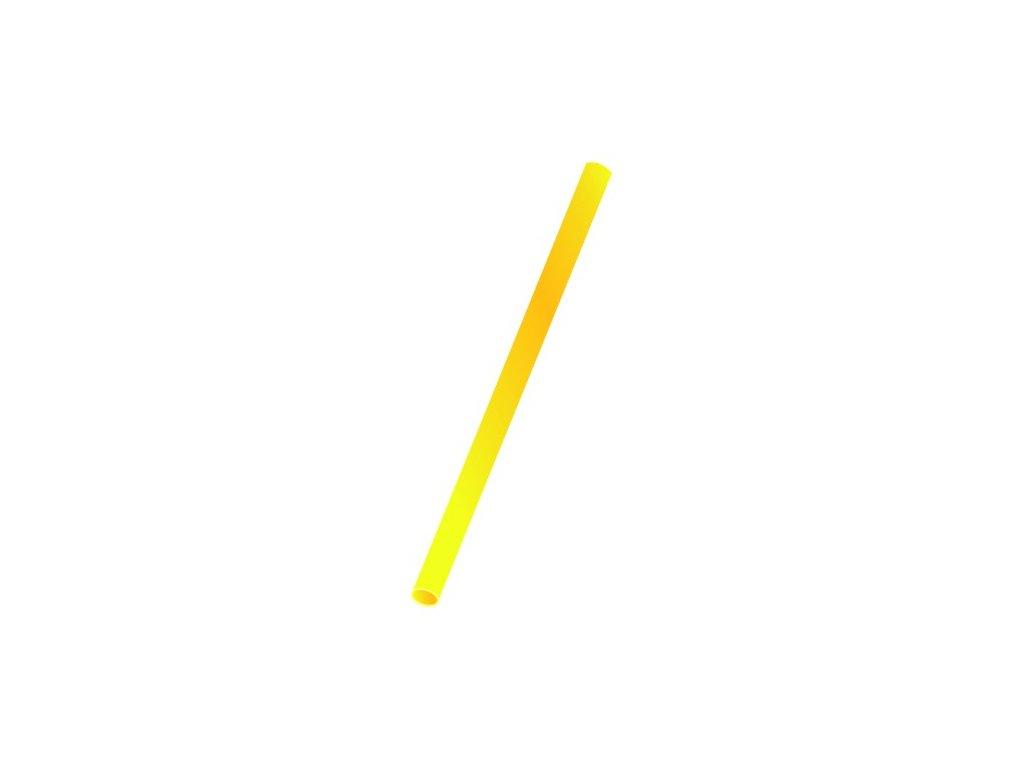 Slámky Jumbo žluté