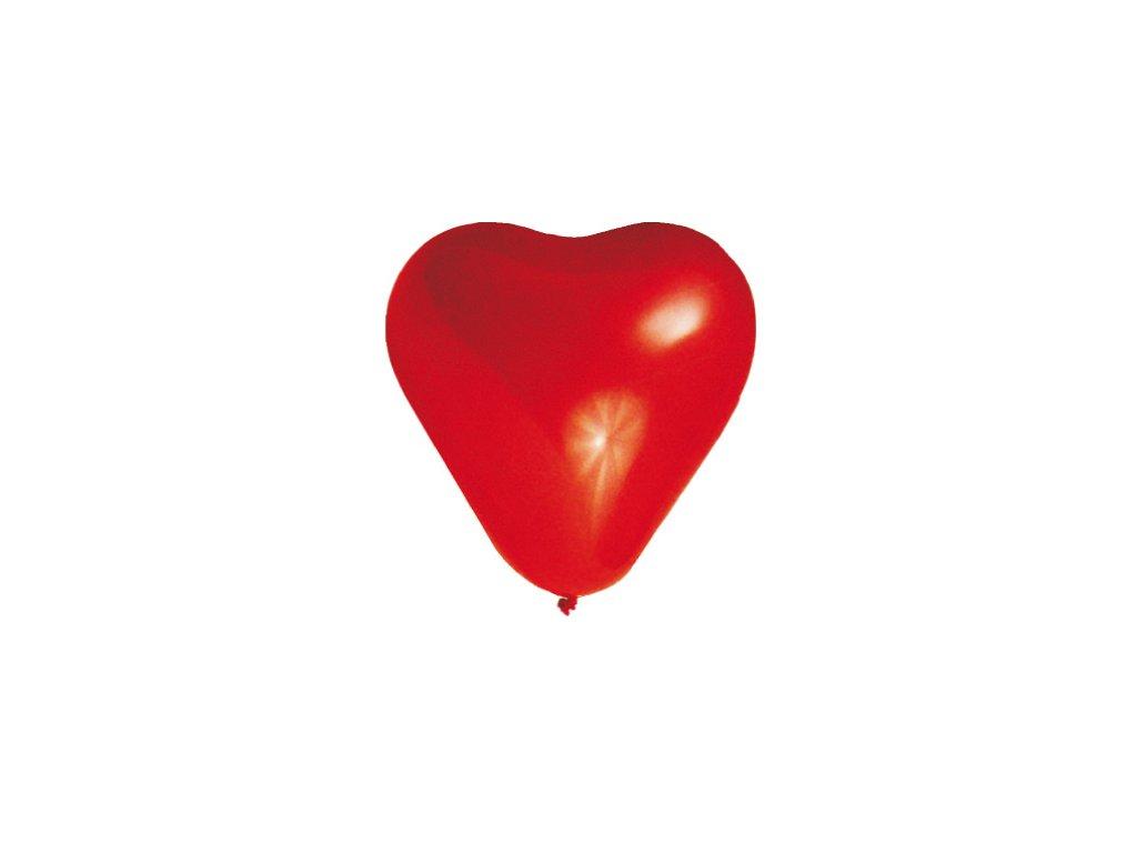 Nafukovací balónky SRDCE ''L''