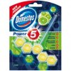 Domestos WC blok Power 5 Lime 55g