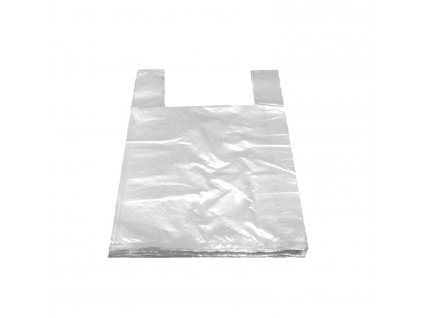 Tašky 15kg bílé  30+20×60cm