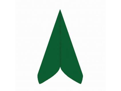 Ubrousky PREMIUM 40×40cm tmavě zelené