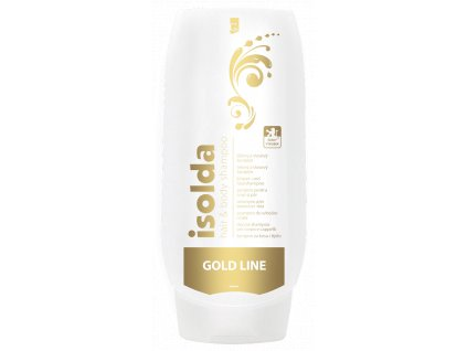 Isolda hair body gold line 500ml