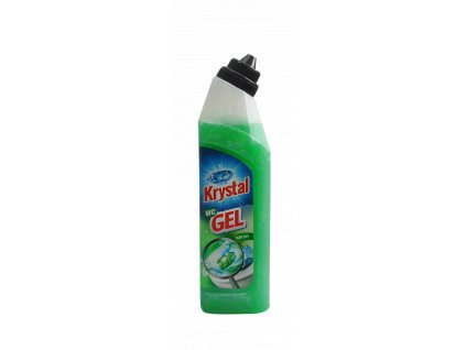 Krystal wc gel zeleny 750ml