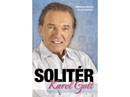 kniha Graclik 28 Karel Gott