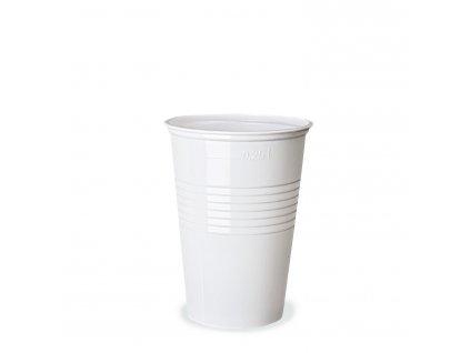 Kelímek bílý 0,25 l -PS- (Ø 78 mm)