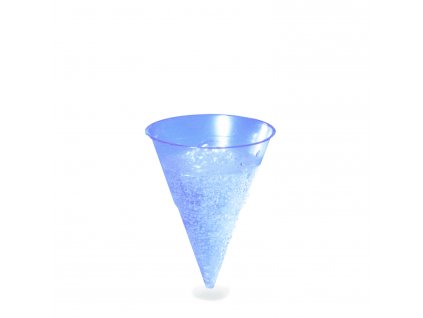 Kelímek BLUE CONE 115 ml -PP- (Ø 70 mm)