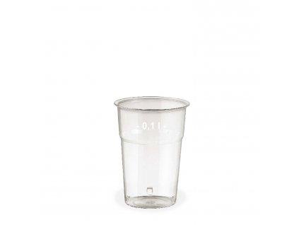 Kelímek krystal 0,1 l (Ø 57 mm)