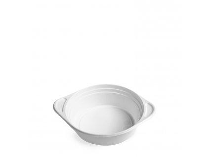 Šálek na polévku bílý (PP) 500 ml