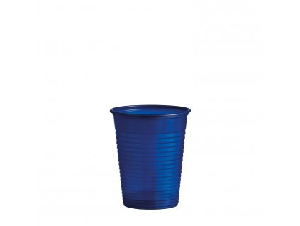 Kelímek modrý 0,18 l -PS- (Ø 70 mm)