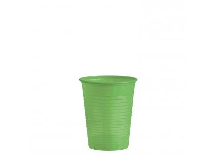 Kelímek žlutozelený 0,18 l -PS- (Ø 70 mm)