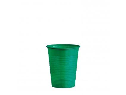 Kelímek zelený 0,18 l -PS- (Ø 70 mm)