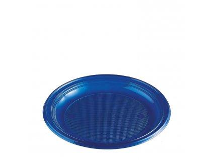 Talíř modrý (PS) Ø 22 cm