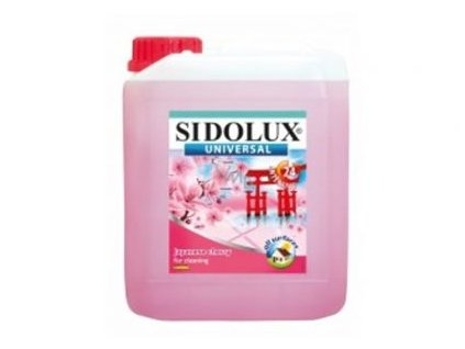 Sidolux universal soda power s vůní japanese cherry 5 l