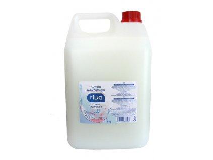riva tekute mydlo creme hydration 5kg