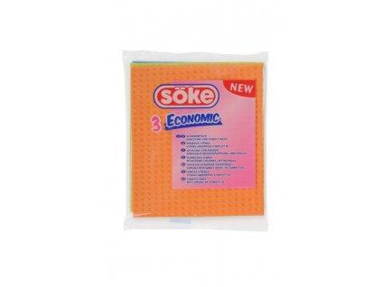 Sponge cloth top tex/3 víceúčelová utěrka SOKE