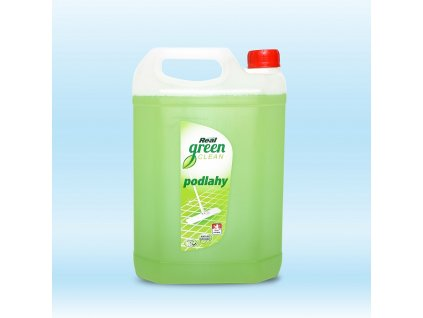 real green clean podlahy 5kg