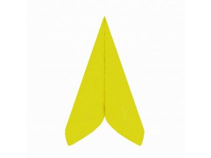 Ubrousky PREMIUM 40×40cm žlutozelené
