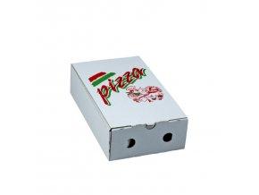 Krabice na pizzu CALZONE 27×16,5×7,5cm