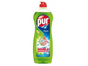Pur 900ml gel 3×action/duopower apple