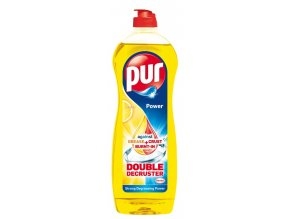 Pur 900ml gel 3×action/duopower lemon