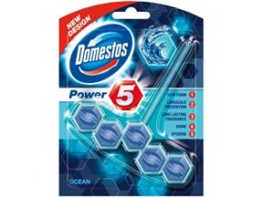 Domestos WC blok Power 5 Ocean 55g