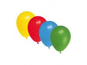 """Nafukovací balónky barevné mix """"S"""""""