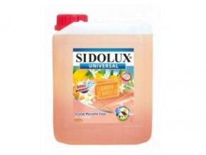 Sidolux universal soda power s vůní pomeranče 5 l
