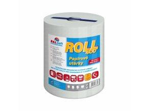 908060 papirova uterka roll 400 modra