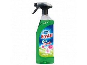 krystal olejovy osvezovac zeleny 750 ml