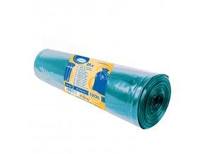 120l Pytle na odpadky modré 70×110cm