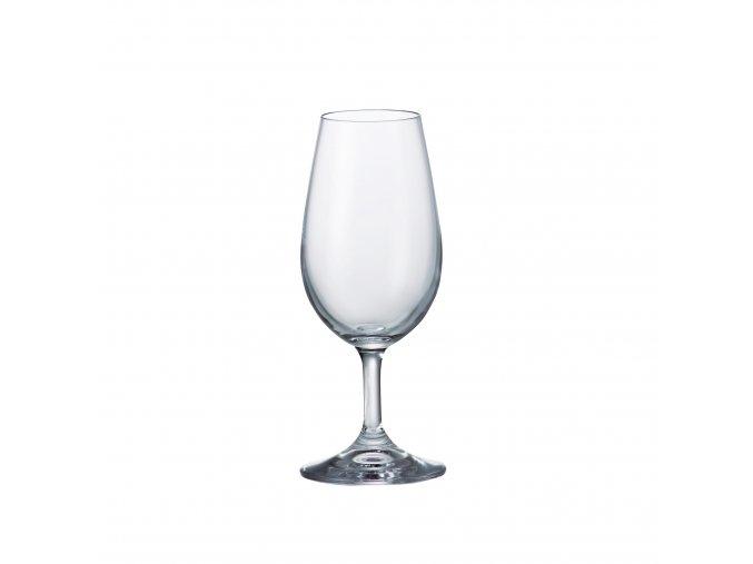 Sada 6 kusů degustačních sklenic COLIBRI 210ml Crystalite Bohemia
