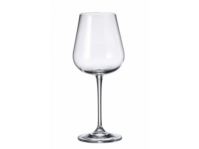 Crystalite Bohemia Sklenice na bílé víno ARDEA, 450ml, 6 Kusů