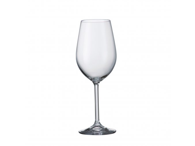 Crystalite Bohemia Sklenice na bílé víno COLIBRI, 350ml, 6 Kusů