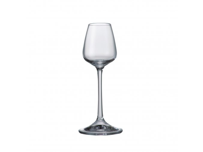 Sada 6 kusů sklenic na likér CORVUS 60ml Crystalite Bohemia