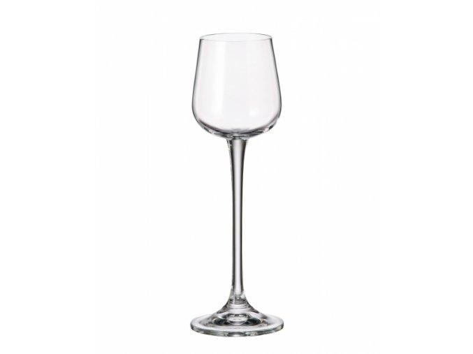 Sada 6 kusů sklenic na likér ARDEA 70ml Crystalite Bohemia