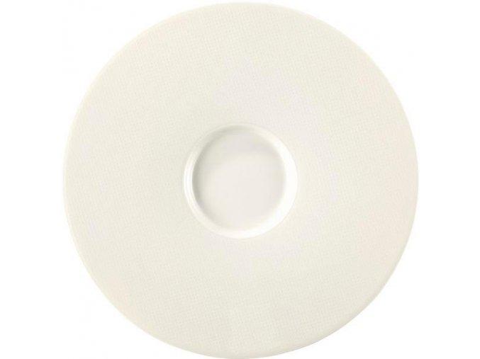 47110 seltmann diamant podsalek 22 cm kremovobily kulaty 6 kusu