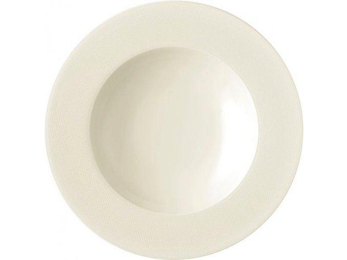 Seltmann Diamant Salátový talíř 20 cm, 6 ks, krémovobílý, 6 Kusů