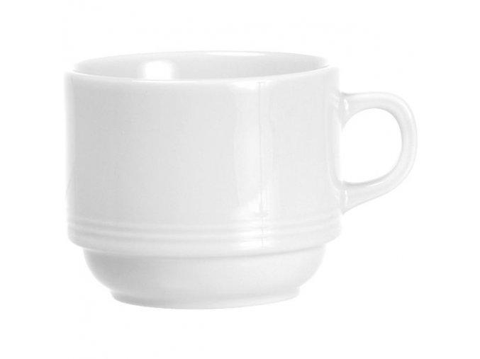 Seltmann Imperial Hrnek na kávu stohovatelný 0,22 l, vhodné doplnit podšálkem č. 113001004, 6 Kusů