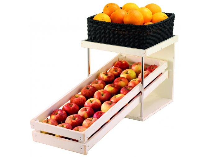 Podstavec na ovoce RAISER Vintage, koš na pečivo 3KO020, 3KO021