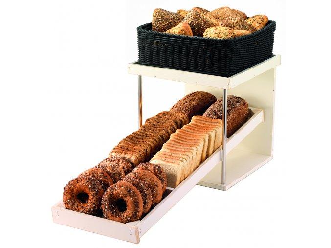 Podstavec na pečivo RAISER Vintage, koš na pečivo 3KO020, 3KO021