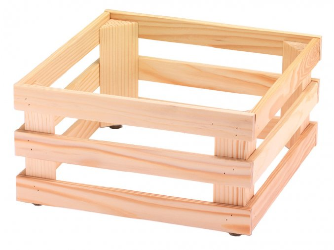 Podstavec RAISER Wood výška 17cm