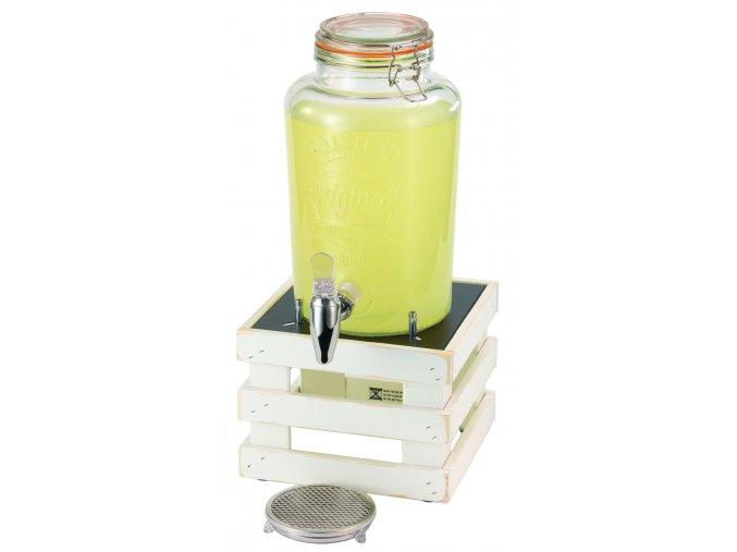 Zásobník na nápoje RAISER set 5L, Vintage